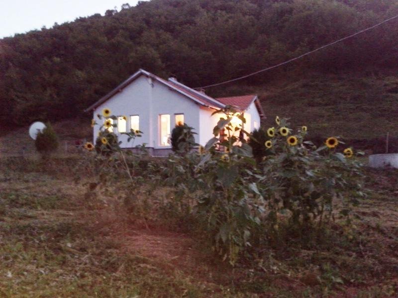Shitet shtëpia 1 kateshe 100m2, me 31 ari truall, ne fshatin Slivov komuna Prishtinë
