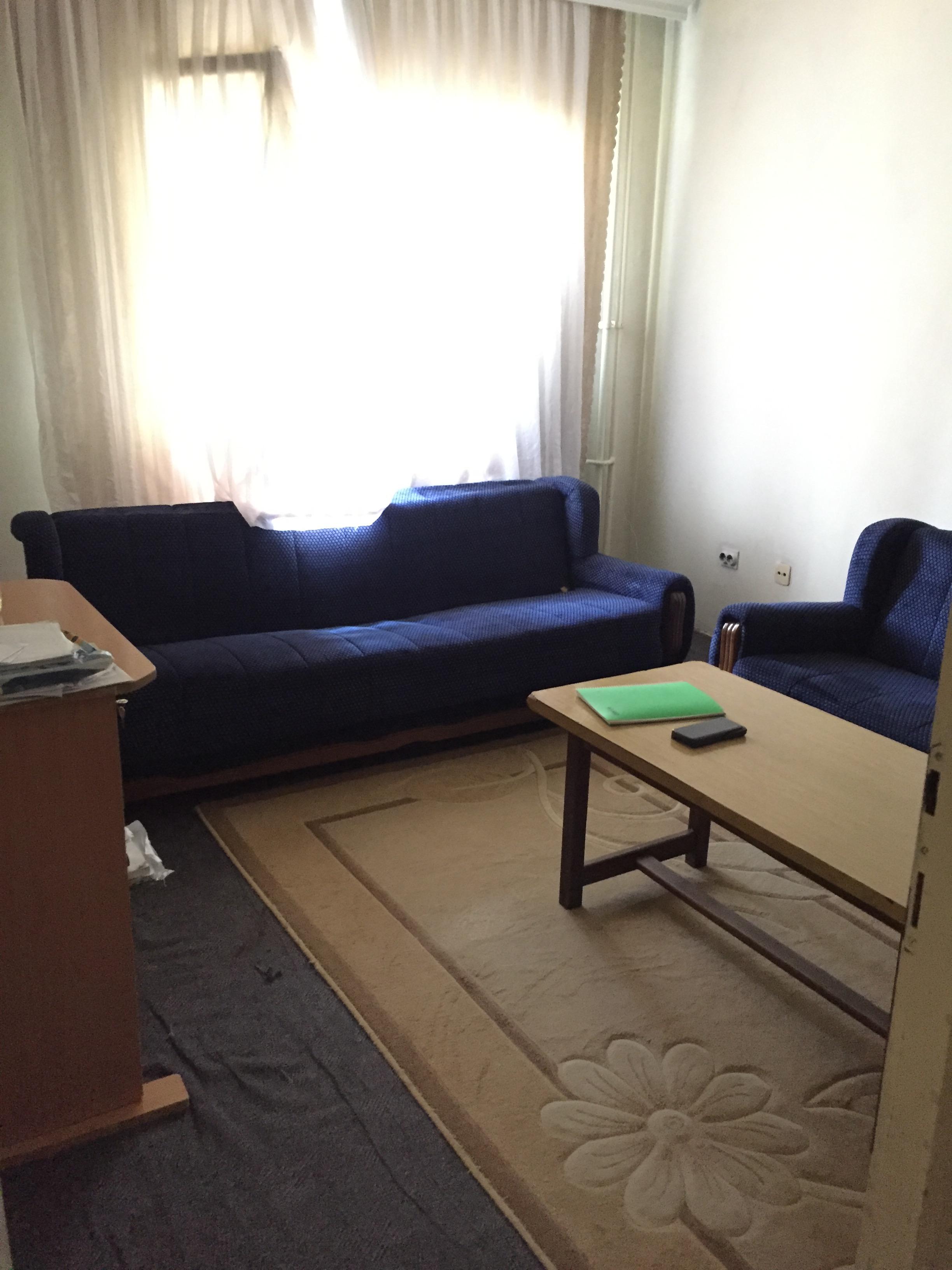 Shitet banesa 2 dhomëshe 36m2(neto), kati përdhese, në lagjen Bregu i Diellit