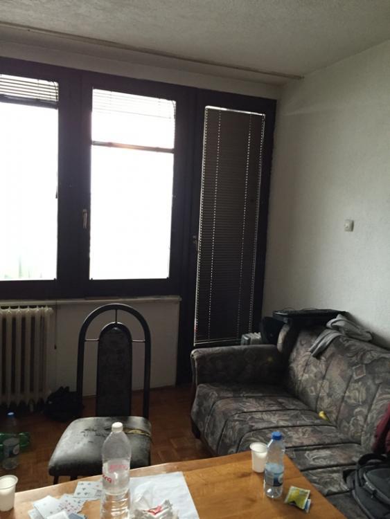 Shitet banesa 3 dhomëshe në lagjen Ulpian, 58m2, kati 2-të