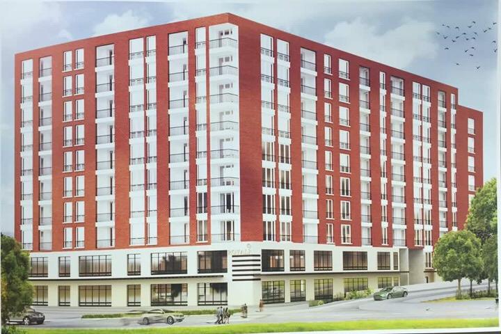 Shitet banesa 3 dhomëshe 89m2 në lagjen e Spitalit