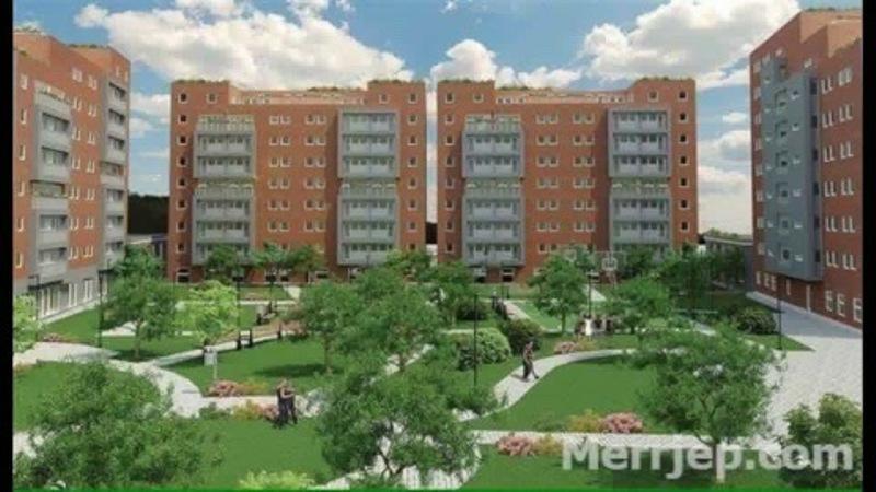Shitet banesa 3 dhomëshe në 78m2 lagjen Emshir