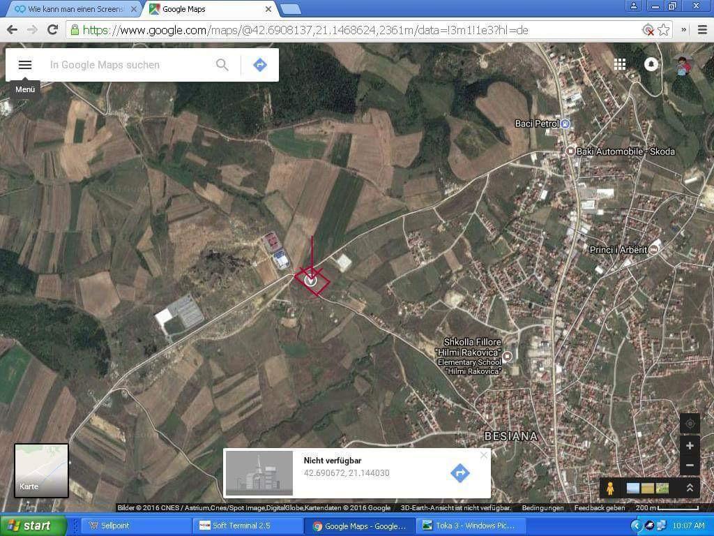 Shitet 76 Ari truall në Prishtin-Berrnic