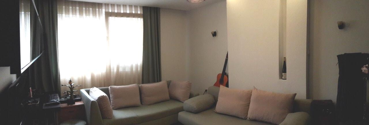 Shitet banesa 2 dhomëshe 45 m2 kati 4-tër Ulpianë
