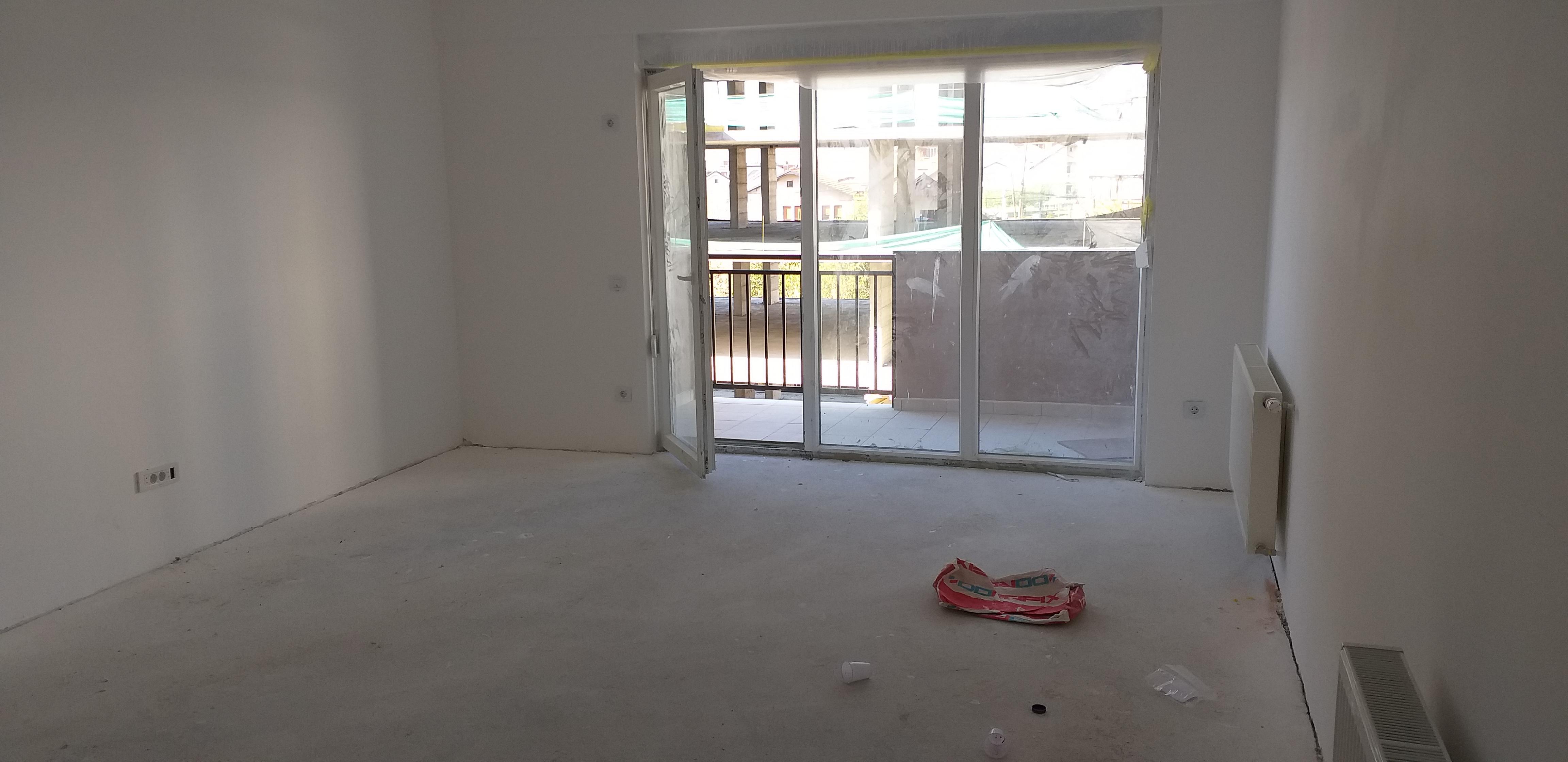 Shitet banesa 3 dhomëshe 83m2 kati 4 Mati 1 te Depo Përparimi