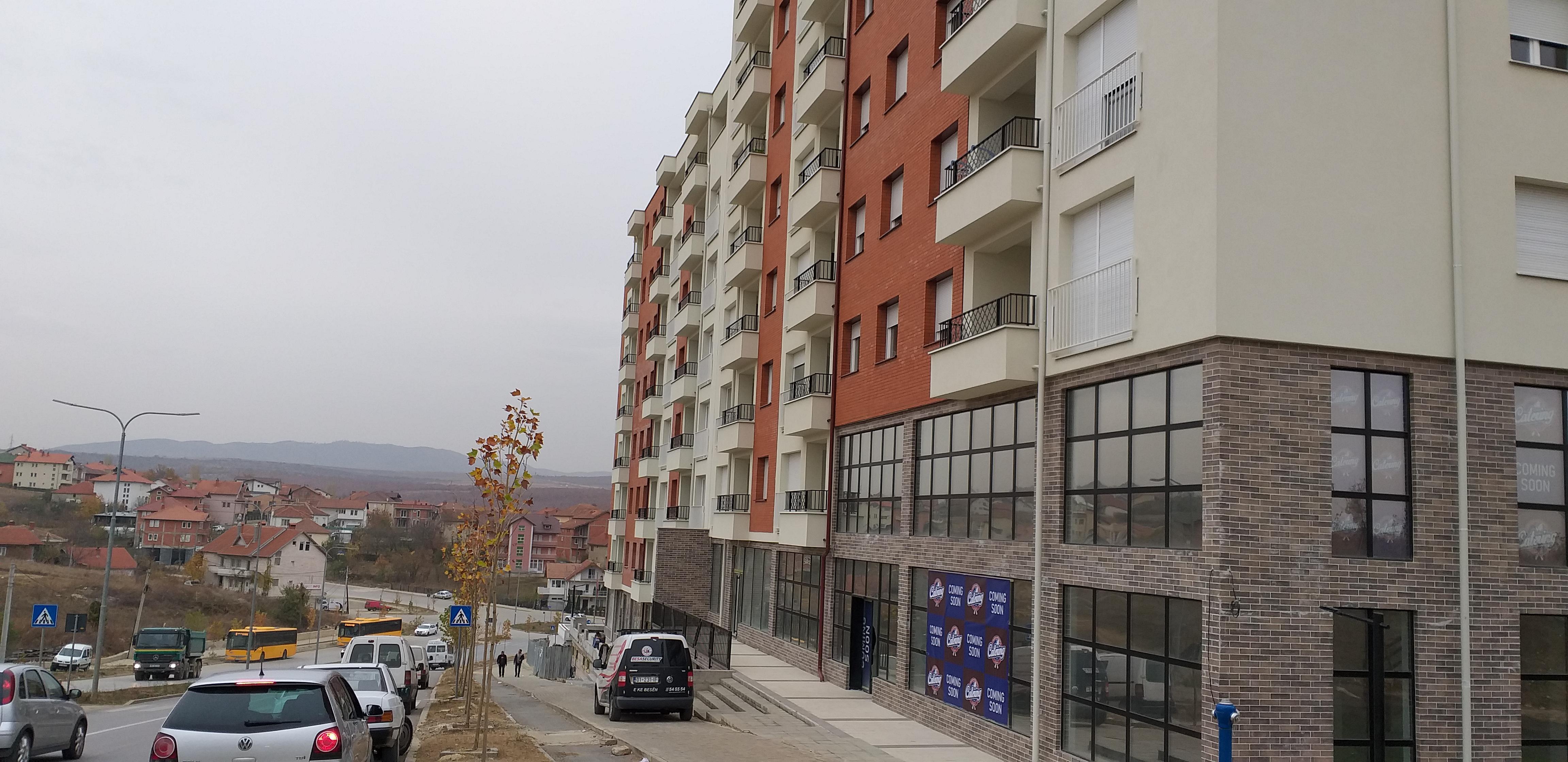 Shitet banesa 3 dhomëshe 75m2 kati 6 në lagjen Mati 1