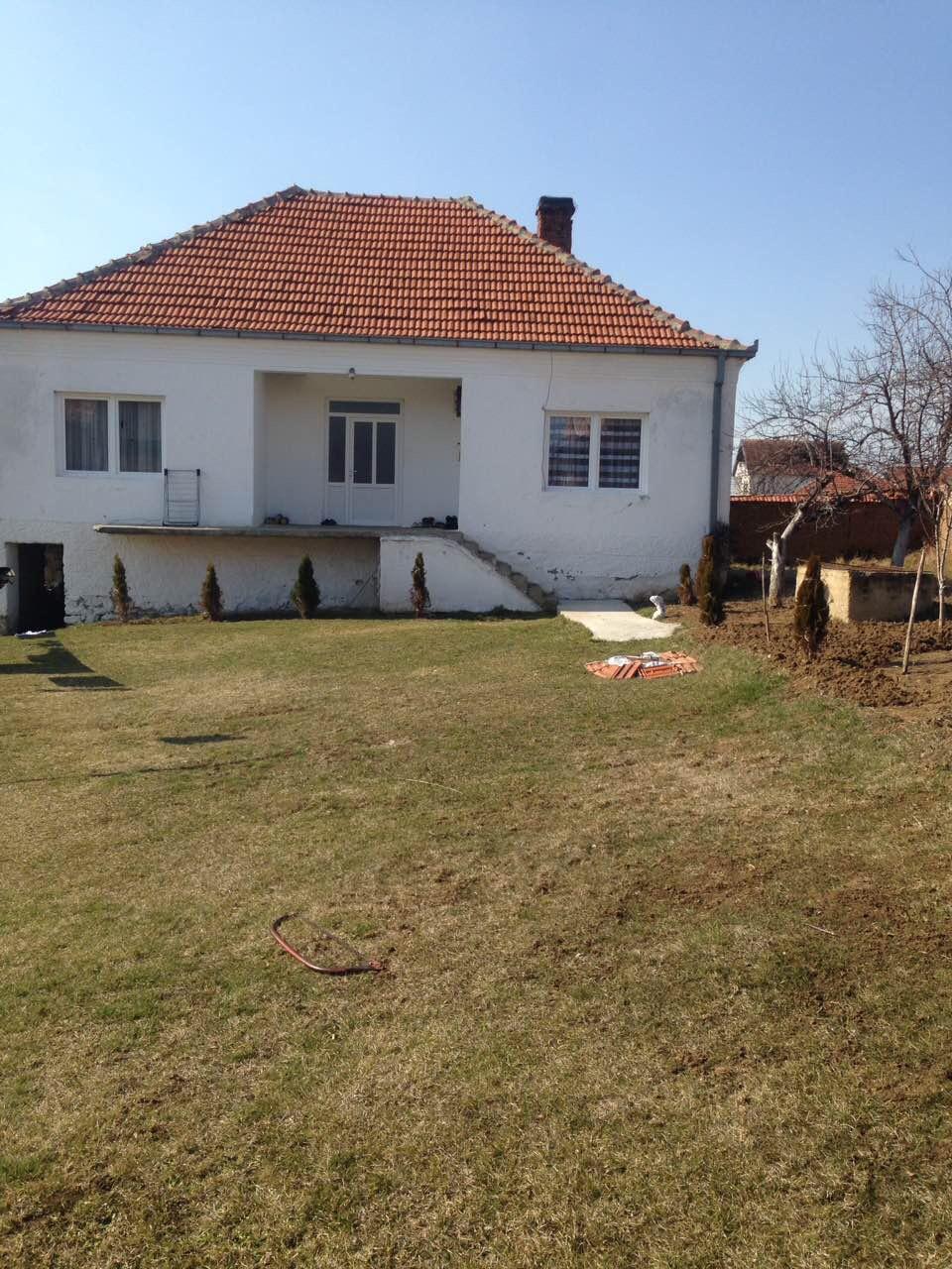 Shitet Shtepia 1 katëshe më 14 Ari Truall e 15m2 në Fshati Sllavi