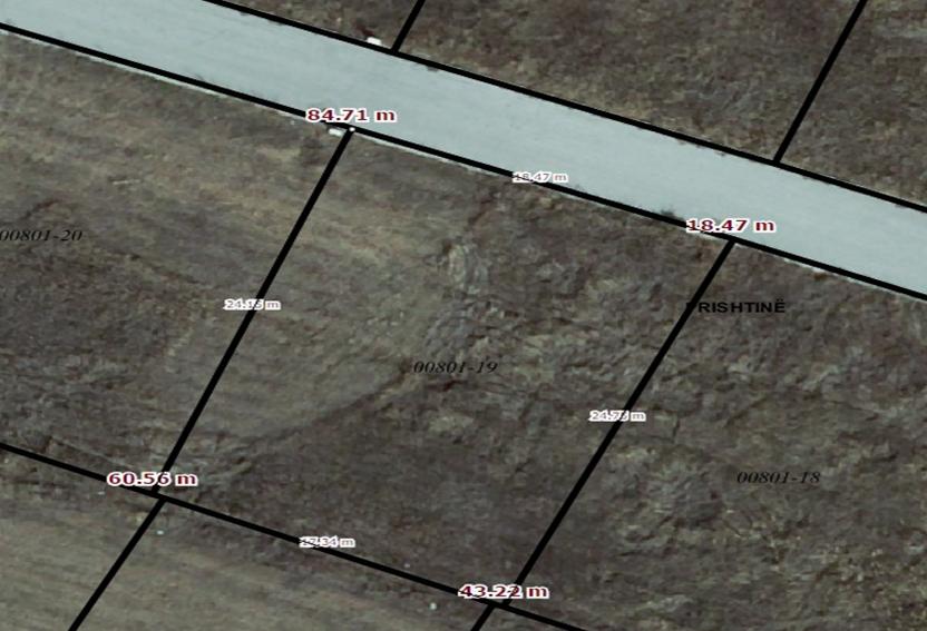Shitet 4 Ari e 50m2 Truall në Veterrnik, Lagjia Panorama