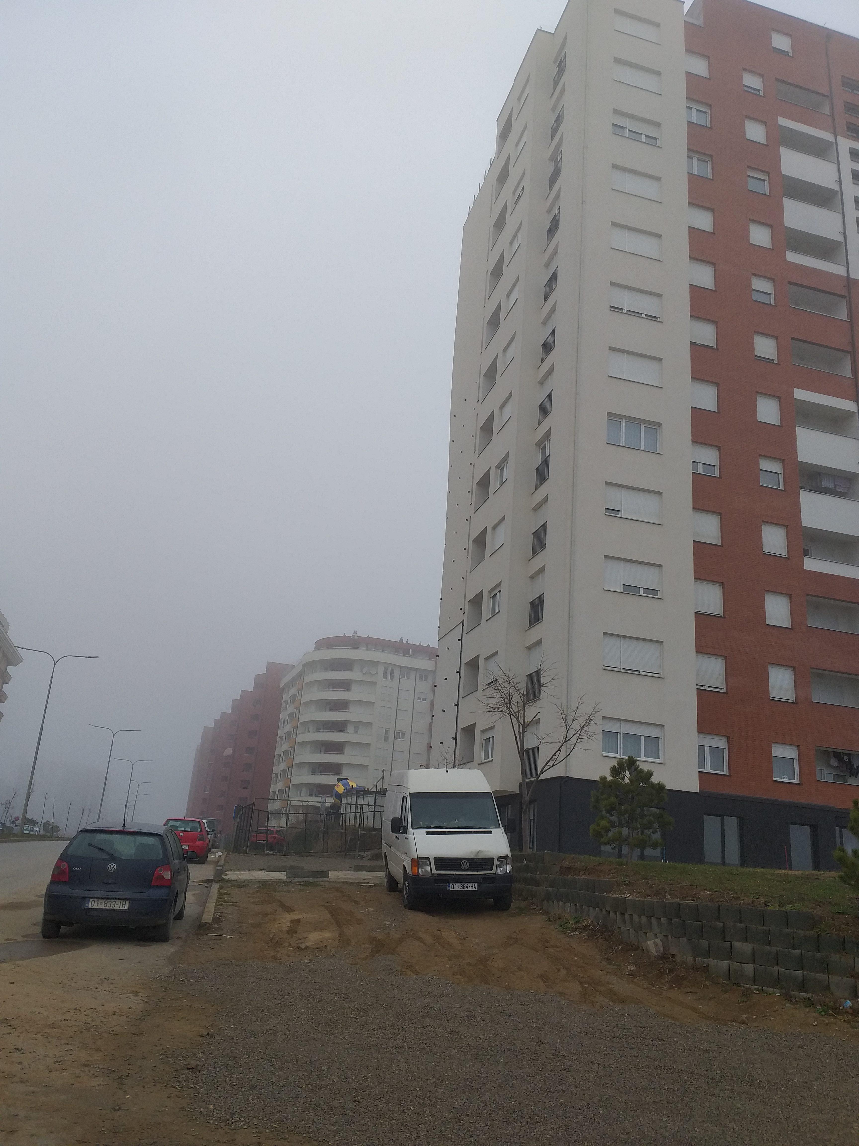 Shitet banesa 3 dhomëshe 91m2 kati 6 Mati 1 te Hoxha Grup