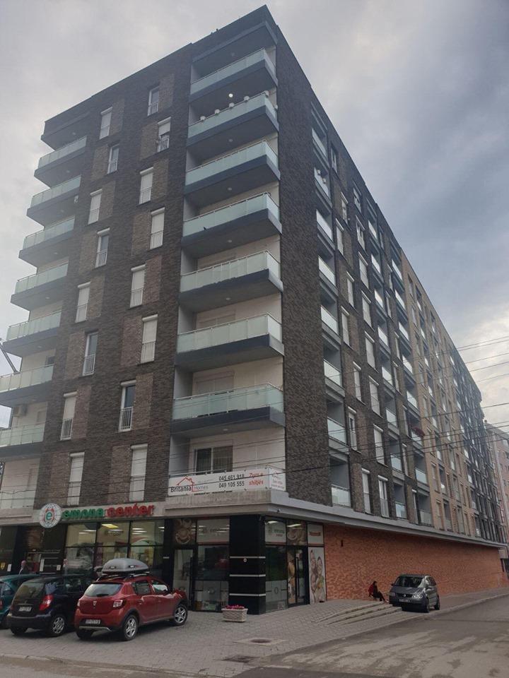 Shitet banesa 3 dhomëshe 95m2 kati 8 në Fushë Kosovë