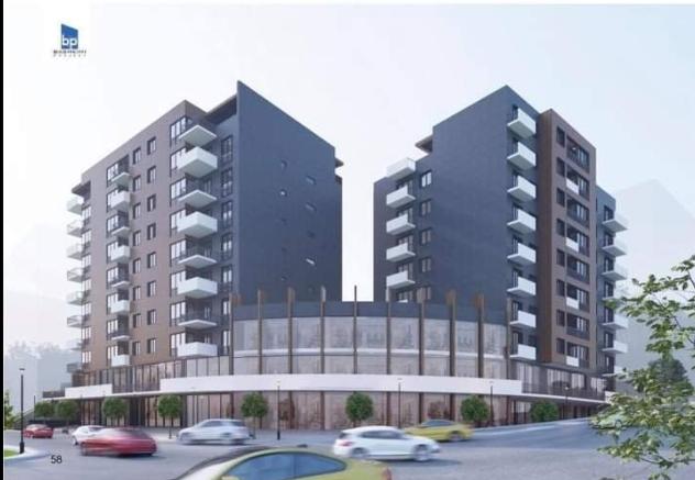 Shitet banesa garsonjerë në lagjen Kalabri, Bashkimi Project afër Model Slovenia, me sipërfaqe 38m2, kati i 2-të